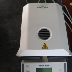 Mettler Halogen Moisture Analyser HB43