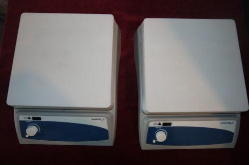 VWR hotplates