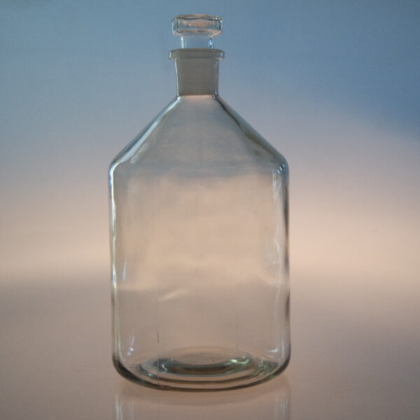 For sale used reagent bottles