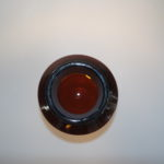Stopfles 5L, Bruinglas, NS 85