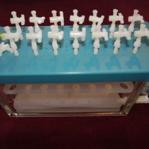 Tweedehands SPE vacuum manifold, Alltech