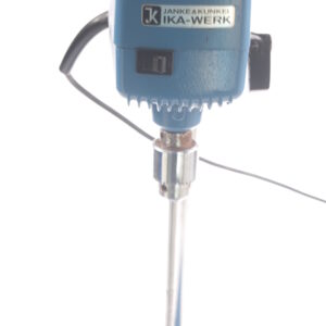 used IKA RW 12 overhead stirrer