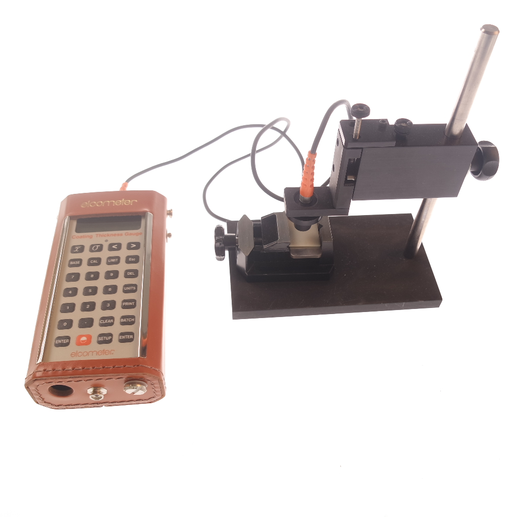 Used Elcometer 355 coating thickness gauge