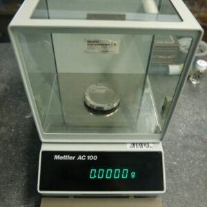 Mettler digital analytical balance model AC100