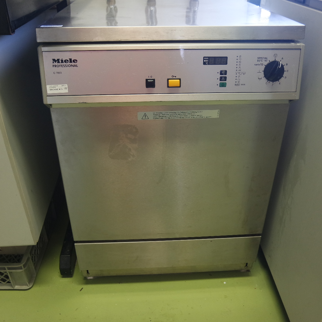 Used Miele Laboratory Washer Disinfector G 7893 S A Le