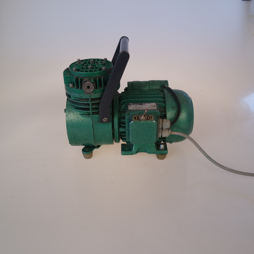Spare Parts Knf Neuberger Vde 0530 Mw63 4 Laboratory Vacuum Pump Wiring A