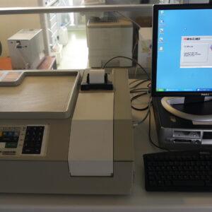 Tweedehands UV-Vis spectrofotometer, Perkin Elmer Lambda 11