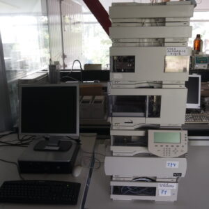 Refurbished used Agilent 1100 HPLC systems with FLD detector