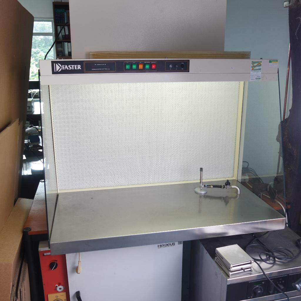 Used LAF cabinet, Faster KBM-4