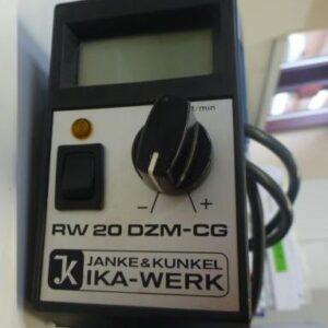 Used IKA RW 20 digital overheadstirrer