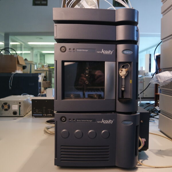Used Waters nanoAcquity UPLC system