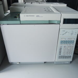 Used Agilent 6890N GC system with PTV and S/SL injector