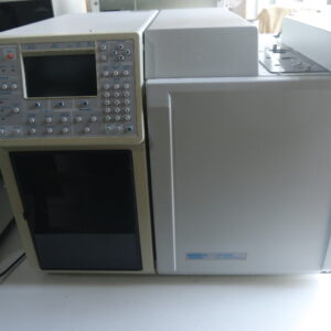 Used Varian CP-3800 GC system with 1177 split/splitless injector