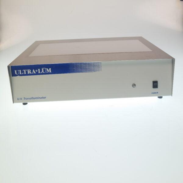 Used ULTRA LUM U.V. Transilluminator WL-215