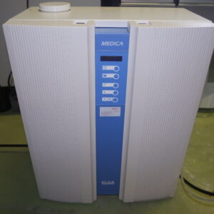 Used Elga Medica LPS water purification system for clinical analysers