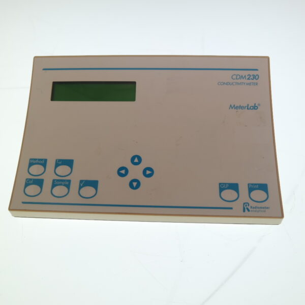 Used Conductivity Meter CDM230