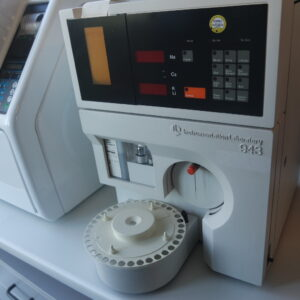 Used IL943 Automatic Flame Photometer