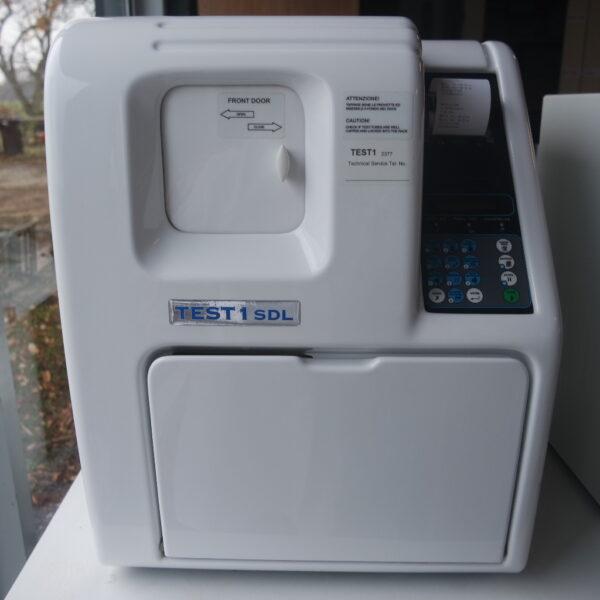 Used Alifax test 1 SDL for measuring ESR