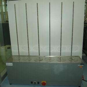 Tweedehands EW68 Waterbad met 6 standaarden (Soxlet)