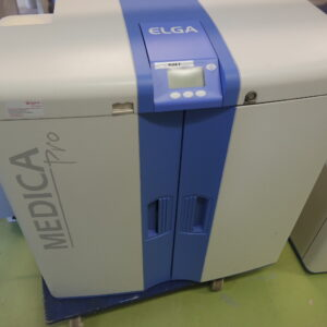 Used Elga Medica pro R-60 water purification system