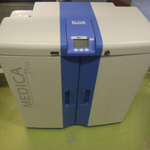 Used Elga Medica pro R-120 water purification system (2008)