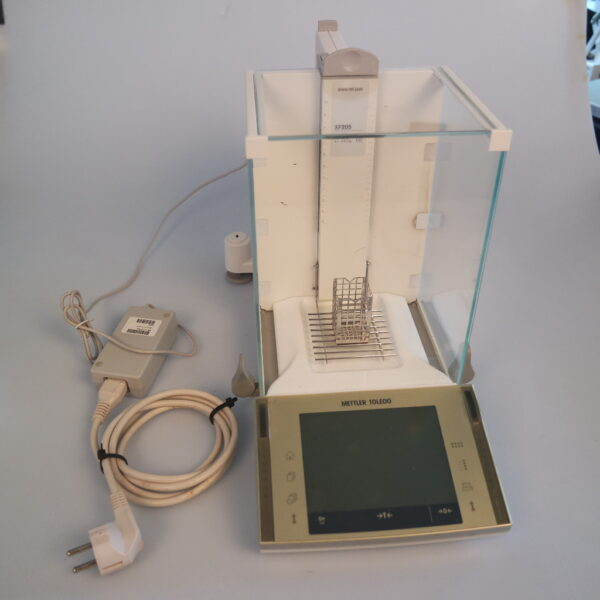 Used Mettler Toledo Excellence Plus XP205 Analytical Balance