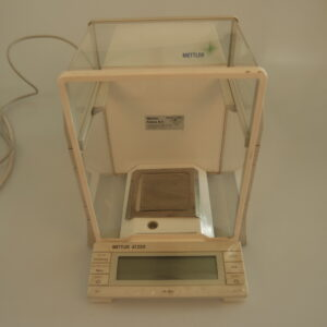 Used Mettler AT250 Analytical Balance