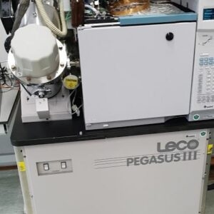 Used Agilent 6890 GC-TOF Leco Pegasus III with CTC autosampler