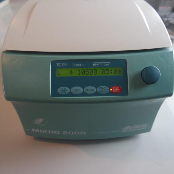 Used Mikro 200 R Centrifuge