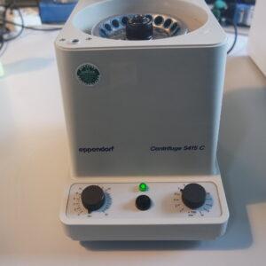 Used Eppendorf 5415C Centrifuge