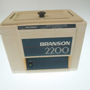 Used Branson 2200 Ultrasonic Cleaner