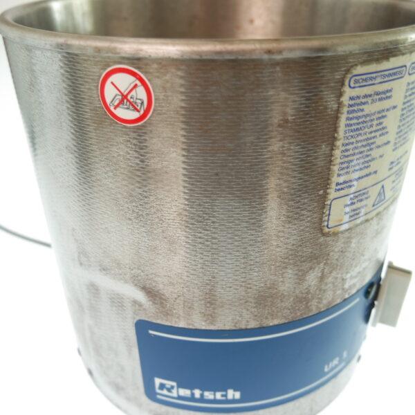 Used Retsch UR 1 Ultrasonic bath