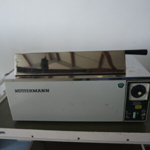 Used Kottermann 3043 water bath