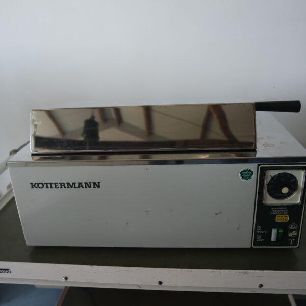 Used Kottermann 3043 water bath