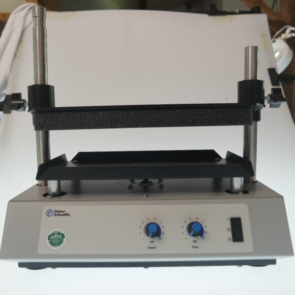 Used Fisher Scientific analog multi-tube vortexer