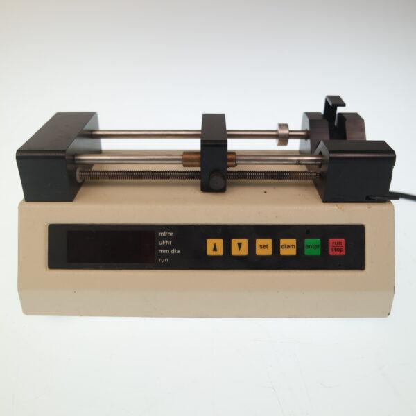Used Harvard apparatus Syringe pomp 55-1111