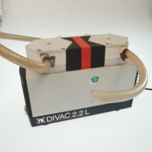 Used Divac 2.2L Vacuümpump