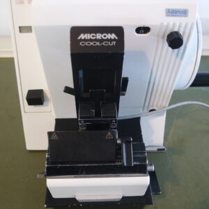 670 - Used microtome, Microm Cool-Cut HM325