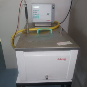 Julabo used heating circulator with bath up to +250 °C