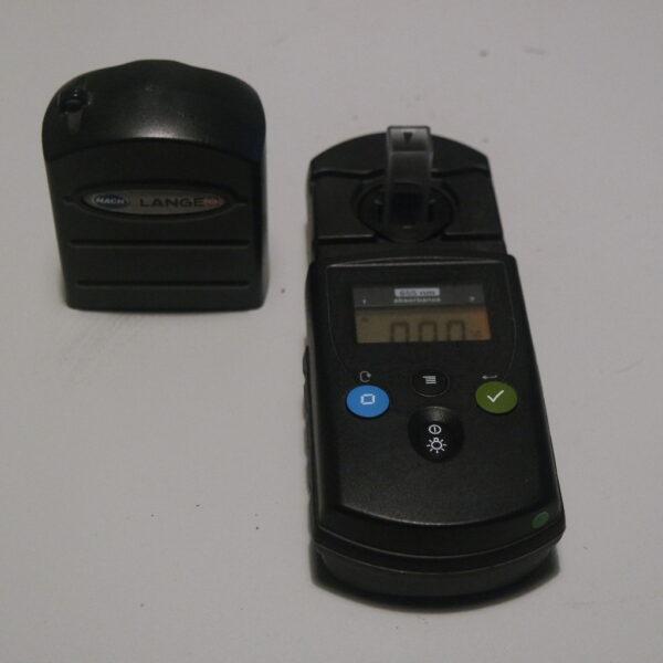 Used Hach Pocket colorimete