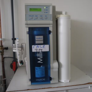 Used water purification system, Milli-Q academic