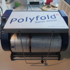 1082- Welltec Polyfold paper folder