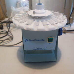 Used Stuart Scientific SB1 Blood Test Tube Rotator