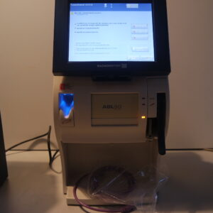 Used ABL90 Flex Plus blood gas analyzer