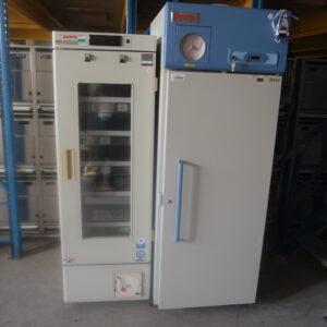 Used blood bank refrigerator Sanyo MBR-304GR