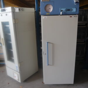Used upright plasma freezer Thermo Scientific Revco UFP2330V