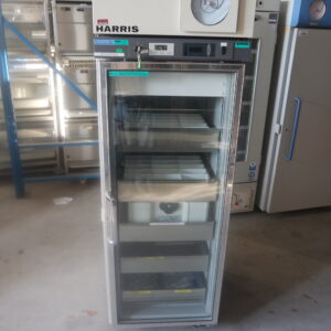 Used blood bank refrigerator Harris HLT-12V-4BB