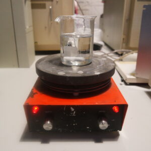 1119- Used Protherm magnet stir plate with heating function