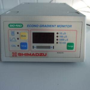 1143 - Not tested Shimadzu BioRad Econo gradient monitor EG-1
