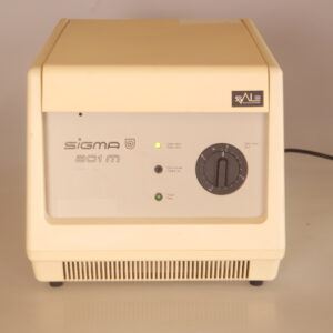 62- Used Sigma 201 M centrifuge